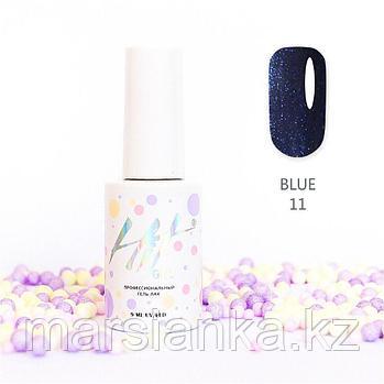 Гель-лак HIT gel Blue №11, 9мл