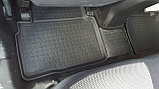 Резиновые коврики с высоким бортом для Hyundai ix35 2010-2015, фото 4