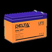 Аккумуляторы Delta DTM 1207