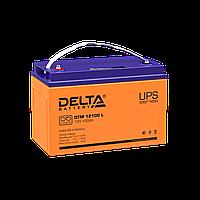 Аккумуляторы Delta DTM 12100 L