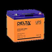 Аккумуляторы Delta DTM 1240 L