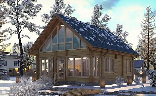 Проект дома №2231