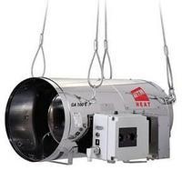 GA100 Газовый подвесной воздухонагреватель (тепловентилятор) непрямого нагрева
