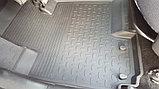 Резиновые коврики с высоким бортом для KIA Sportage III 2010-2015, фото 2