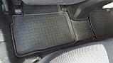 Резиновые коврики с высоким бортом для KIA Sportage III 2010-2015, фото 4