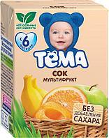 Сок детский Тёма 0.2 л