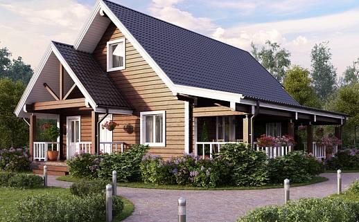 Проект дома №2208