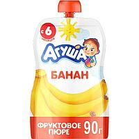 Пюре детское АГУША БАНАН 90 г