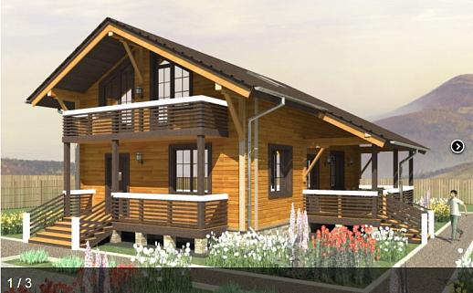 Проект дома №229