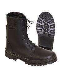 """Ботинки с высоким берцем зимние """"БАТАЛЬОН"""""""