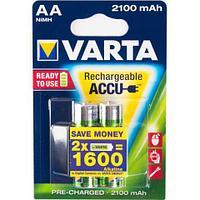 Аккумулятор VARTA R2U Mignon 1.2V - HR6/ AA (2 шт) (56706)