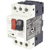 Автомат защиты двигателя iPower GV2-M10 (4- 6.3A)