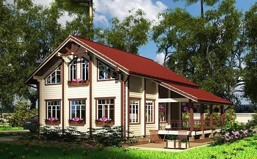 Проект дома №2253