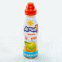 Сок детский АГУША яблоко 0.5