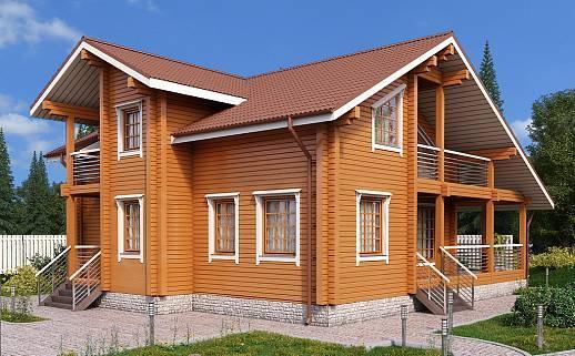 Проект дома №2280