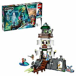 Конструктор LEGO Hidden Side Маяк тьмы