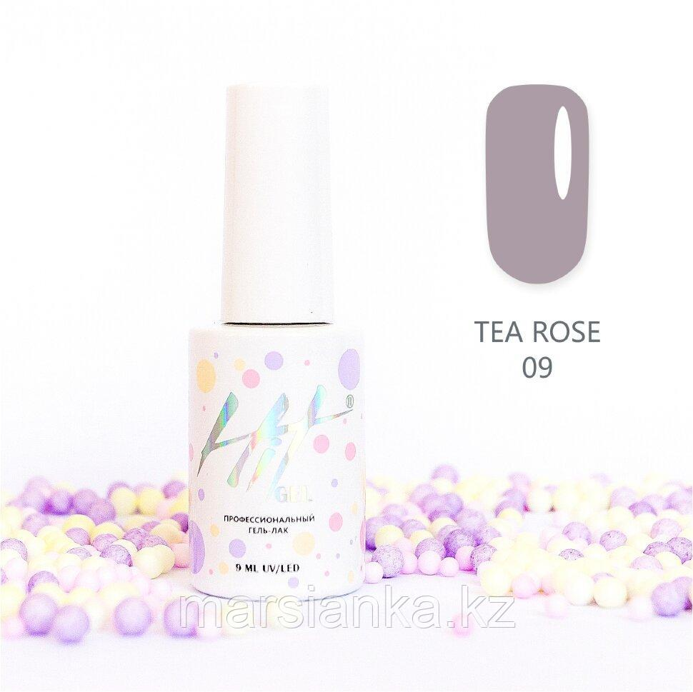 Гель-лак HIT gel Tea Rose №09, 9мл