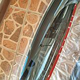 Ветровики дверей (дефлекторы окон) Kia Cerato (2013-2018), фото 3