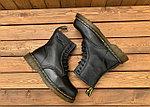 Ботинки зимние Dr. Martens 1460 (Натуральная кожа + Натуральный мех), фото 2