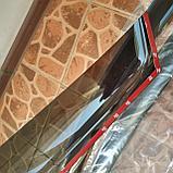 Ветровики дверей (дефлекторы окон) Kia Cee'd 5 дв. хэтчбек (2012-2018), фото 5
