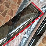 Ветровики дверей (дефлекторы окон) Kia Cee'd 5 дв. хэтчбек (2018-), фото 3