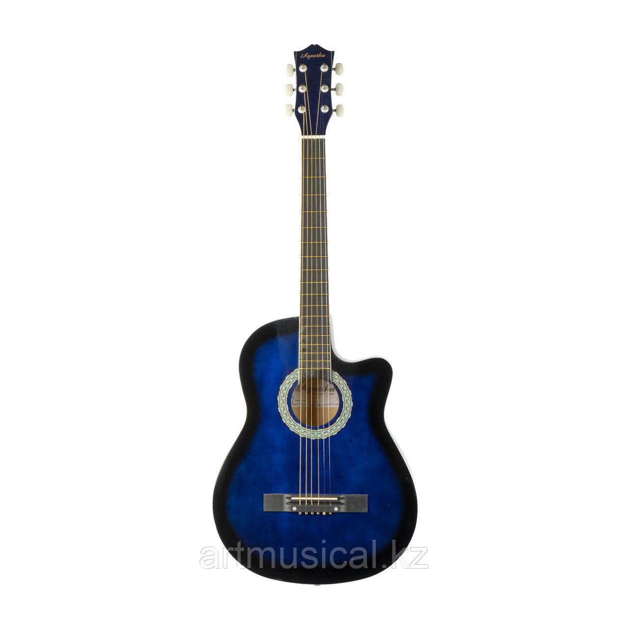 Гитара Agnetha APG-E110C BLS