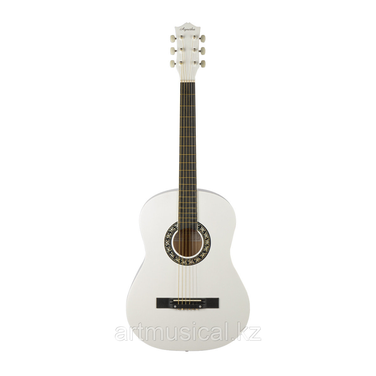 Гитара Agnetha APG-E110 WH