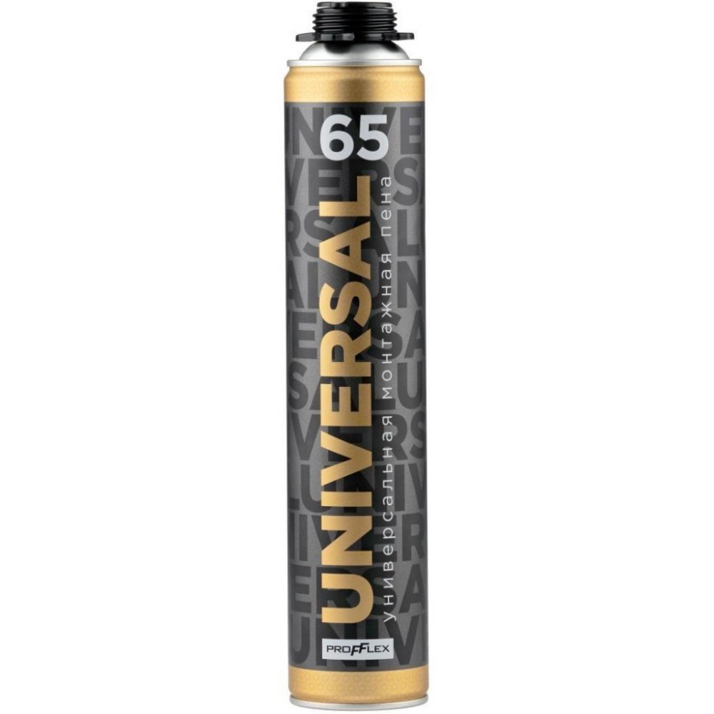 Пена монтажная UNIVERSAL 65л универсальная