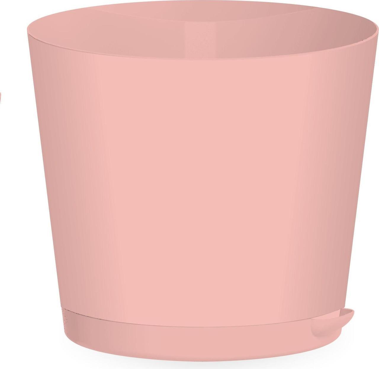 Горшок для цветов Easy Grow D 120 с прикорневым поливом 0,75 л английская роза