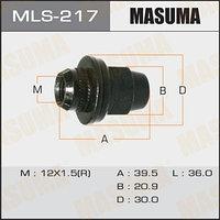 ГАЙКА КОЛЕСНАЯ MLS-217 MASUMA M 12X1.5(R) ПОД КЛЮЧ 21