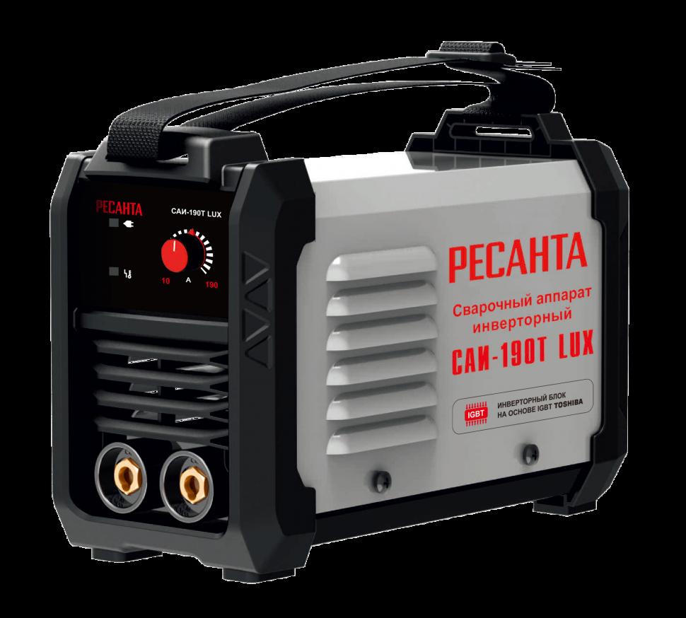 Сварочный аппарат инверторный САИ-190T LUX