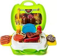 """Игровой набор """"Чудо-чемоданчик"""" - Гриль, 23 предмета"""