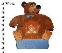Кресло софа Маша и Медведь
