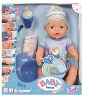 Кукла-мальчик BABY born интерактивная, 43 см