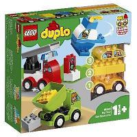 Конструктор LEGO duplo My First Мои первые машинки