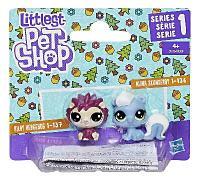 Набор игрушек Littlest Pet Shop 2 зефирных Пета в ассортименте