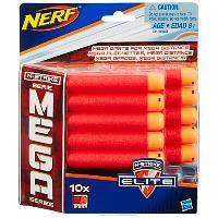 NERF Нёрф Мега. 10 Стрел, 8+