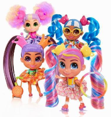 """Hairdorables. Кукла-загадка """"Малышки-сестрички"""""""