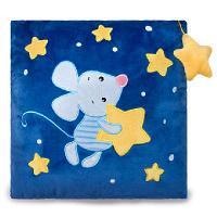 Подушка крыса Люка со звёздочкой