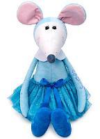 Балерина в голубом крыса Лилу символ 2020 года мягкая игрушка