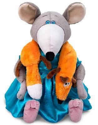 Крыса Дама из Амстердама Ирма символ 2020 года мягкая игрушка