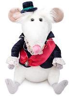 Крыс Мэр города Гектор символ 2020 года мягкая игрушка