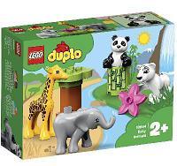 Конструктор LEGO duplo Town Детишки животных 10904
