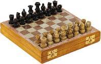 Каменные шахматы, 21 ? 20, 5 ? 4 см