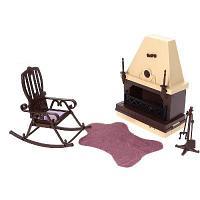 Гостиная Коллекция. Набор мебели для каминной комнаты