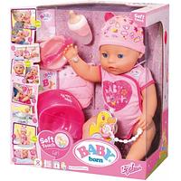 Кукла Baby Born интерактивная, 43 см