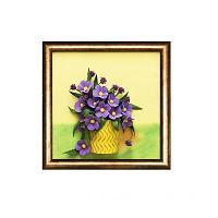 """Набор для творчества 3 D картина из фоамирана """"Полевые цветы"""""""
