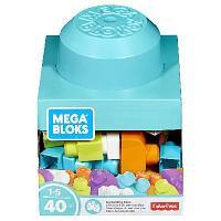 """Игрушка MEGA Bloks """"Блоки для развития воображения, 40 деталей"""""""