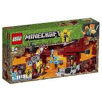 Конструктор LEGO Minecraft Мост ифрита