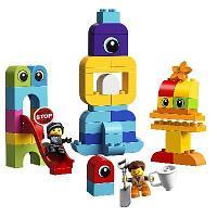 "Конструктор LEGO duplo Movie 2 ""Пришельцы с планеты Duplo®"""